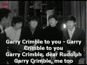 121)GARRY CRIMBLE /0, 4/