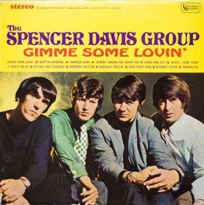 123)     GIMME SOME LOVIN' /3/  (Steve & Muff Winwood/ Spencer Davis)