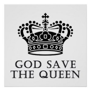 125)GOD SAVE THE QUEEN /1, 3, 4/  (traditional)