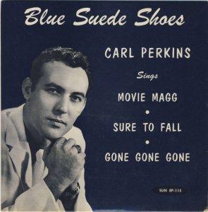 127)GONE, GONE, GONE /1, 3, 5 – H, S/          (Carl Lee Perkins)