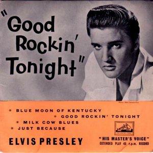 130)      GOOD ROCKIN' TONIGHT /1, 3, 5 - M/  (Roy Brown)