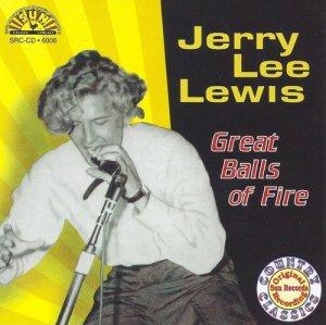 131)     GREAT BALLS OF FIRE /1, 3/  (Otis Blackwell/ Jack Hammer)