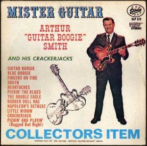 134)GUITAR BOOGIE /1/          (Arthur Smith)