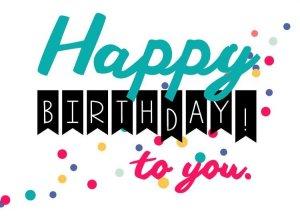 136)HAPPY BIRTHDAY (TO YOU) /2, 4/      (Mildred J. Hill/ Patty Smith Hill 1893 in book Gesungene Geschichten fЃr die Sonntagsschule)