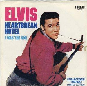 141)     HEARTBREAK HOTEL /1, 5 - M/          (Mae Boren Axton/ Tommy Durden/ Elvis Presley)