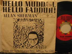 144)	HELLO MUDDUH, HELLO FADDUH! (A LETTER FROM CAMP) /3/
