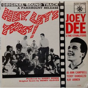 151)        HEY, LET'S TWIST /1/          (Henry Glover/ Joey Dee/ Morris Levy)