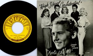 154)	HIGH SCHOOL CONFIDENTIAL /1, 3/ 	 (Jerry Lee Lewis/ Ron Hargrave)