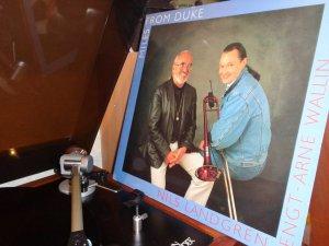 Bengt-Arne Wallin Nils Landgren - Miles from Duke, 1986
