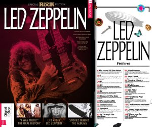 Classic Rock Special Led Zeppelin 2017