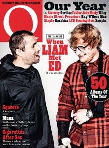 Q Magazine January 2018. 132 стр., 42 Мб, True PDF.