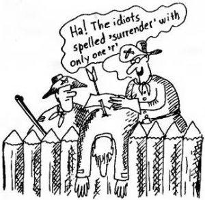 Английский юмор