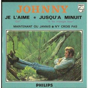 Джонни Холлидей (15.06.1943 - 6.12.2017)