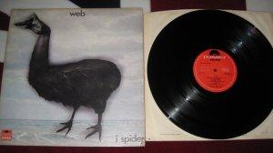 WEB - I Spider1970Polydor UK