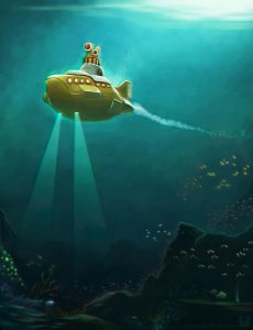 О влияниях, которые оказал м/ф Yellow Submarine