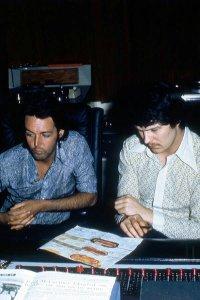 * Еще кадры студийной работы Пола Маккартни в Лос-Анджелесе весной 1971 года.