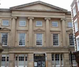 Music Hall, Shrewsbury