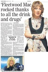 Sunday Express сегодня.