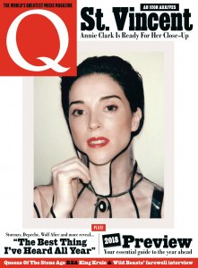 Q Magazine February 2018. 132 стр., 38 Мб, True PDF.