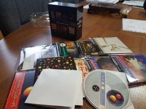 Первые восемь дисков Archive Collection Пола Маккартни вышли на цветном виниле