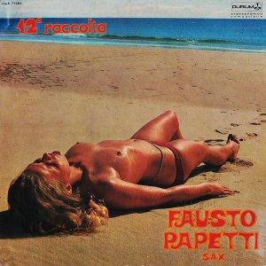 ну и напоследок - ещё одна обложка коллекции 12 от замечательного итальянского саксофониста Фаусто Папетти,