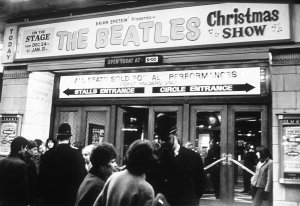 The Beatles Christmas Show, c. late December 1963/early January 1964