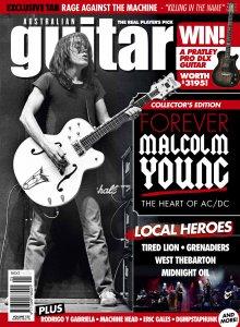 Australian Guitar December 2017.