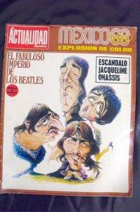 ACTUALIDAD ESPAnOLA  1968