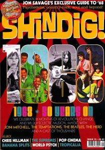 SHINDIG  январь 2018 issue 075