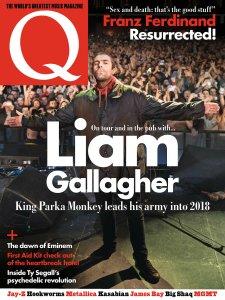 Q Magazine March 2018. 132 стр., 52 Мб, True PDF.  https://florenfile.com/ig51zzvpkvhe