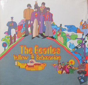 18 января 1969 Альбом Yellow Submarine , первую неделю в Топ 30 (US Billboard)