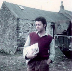 * High Park Farm, 1971.
