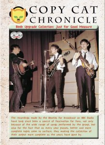 Любопытно есть ли там что-то новое в отличие от прошлогоднего издания от Copy Cat Chronicle...