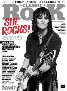 Classic Rock UK March 2018. 132 стр., 39 Мб, True PDF