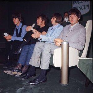 27-28 июня 1965 Рим.