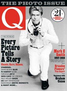 Q Magazine April 2018. 132 стр., 38 Мб, True PDF.