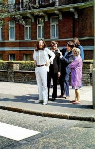 Только Дж.Леннон знал 4 Правило Дорожного Движения РФ Обязанности пешеходов