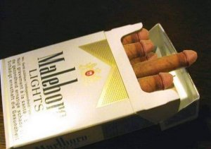 Курение-вред! Табак-отрава! Курите сигареты Ява  :)))