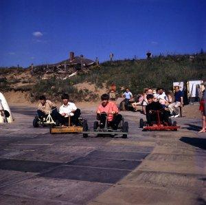 1963.07.27 - Weston Super Marre, Dezzo Hoffman Photo session