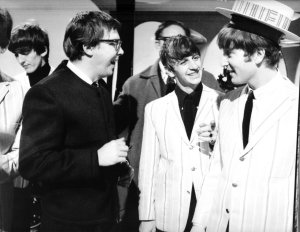 1963.12.02 – Borehamwood.  ATV's Elstree Studio Centre.