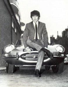 Jaguar хорош был у Джорджа, его тоже уже вроде продали на аукционе