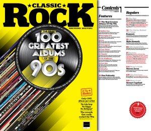 Classic Rock UK April 2018. 132 стр., 52 Мб, True PDF