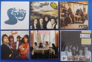 Smokie - Original Album Classics 5CDs 2009 Sony Music mini-vinyl, bonus tracks
