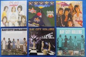Bay City Rollers - Original Album Classics 5CDs 2013 Sony Music mini-vinyl, bonus tracks
