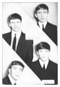 Фото Антология Битлз 1962 – «неясности»