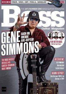 Bass Guitar March 2018.