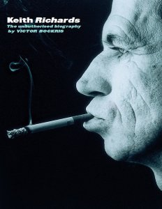 Keith Richards: The Unauthorised Biography by Victor Bockris