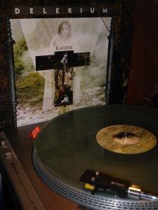 Delerium - Karma 1997. От других новоделов их альбомов я бы тоже не отказался