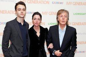 Три поколения на премьере фильма My Generation.