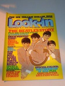 LOOK-IN  8 мая 1976